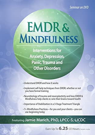 Amazon.com: EMDR & Mindfulness: Interventions for Anxiety ...