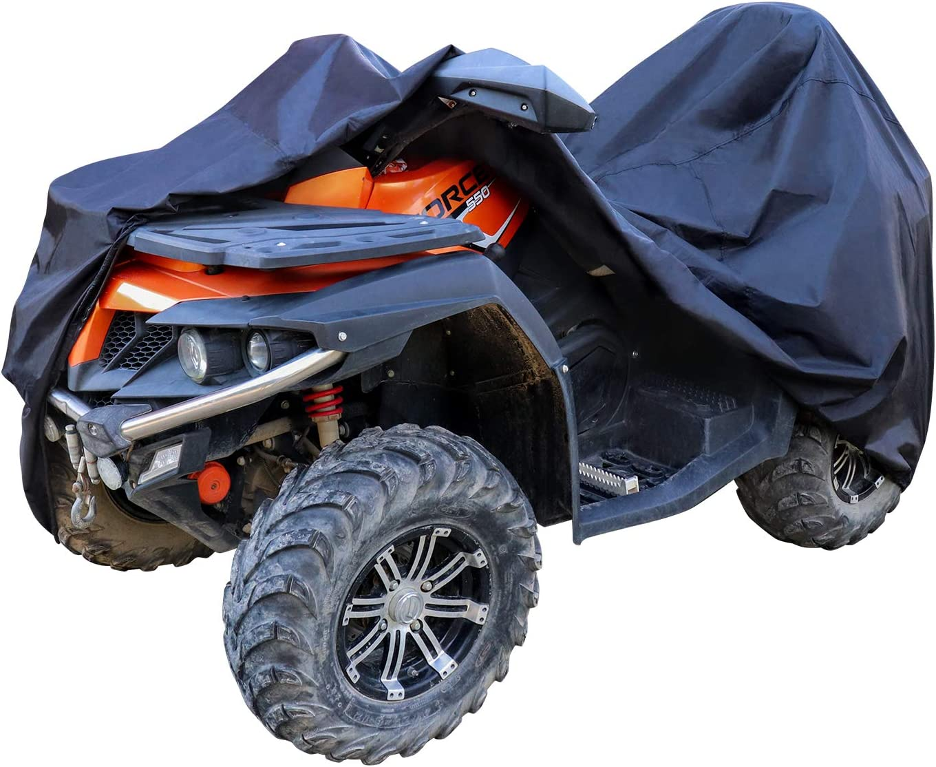 150D Oxford Basics Weatherproof Standard ATV Cover ATVs up to 102