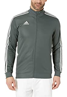 Amazon.com: adidas Mens Essentials 3-Stripes Tricot Track ...
