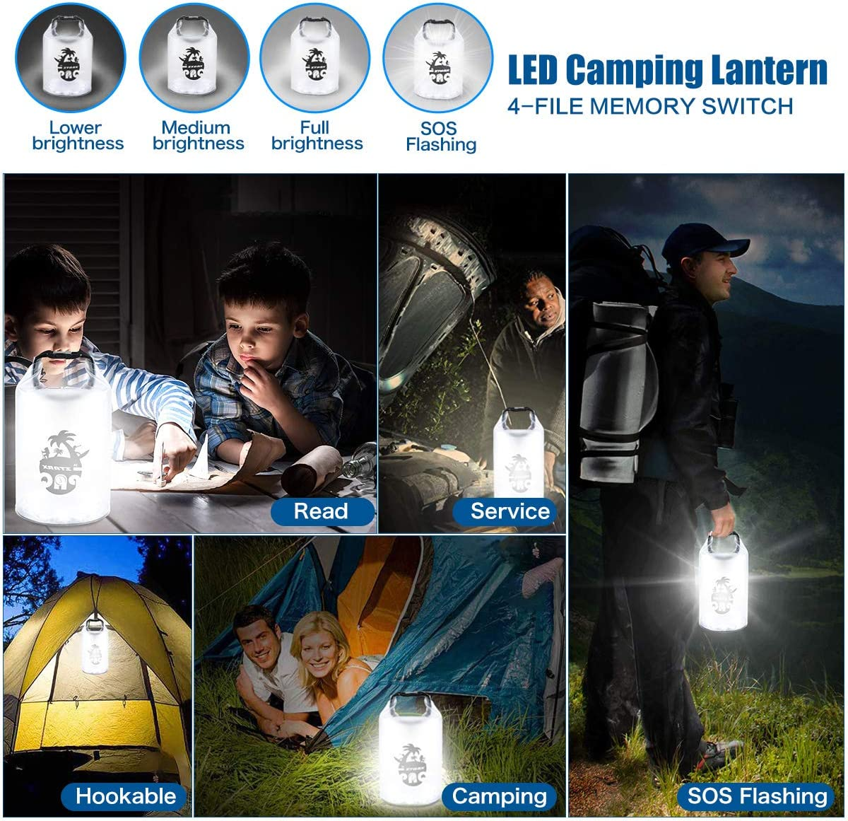 Free Amazon Promo Code 2020 for Solar Camping Lights