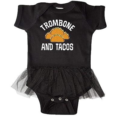 inktastic Funny Trombone Player Baby T-Shirt