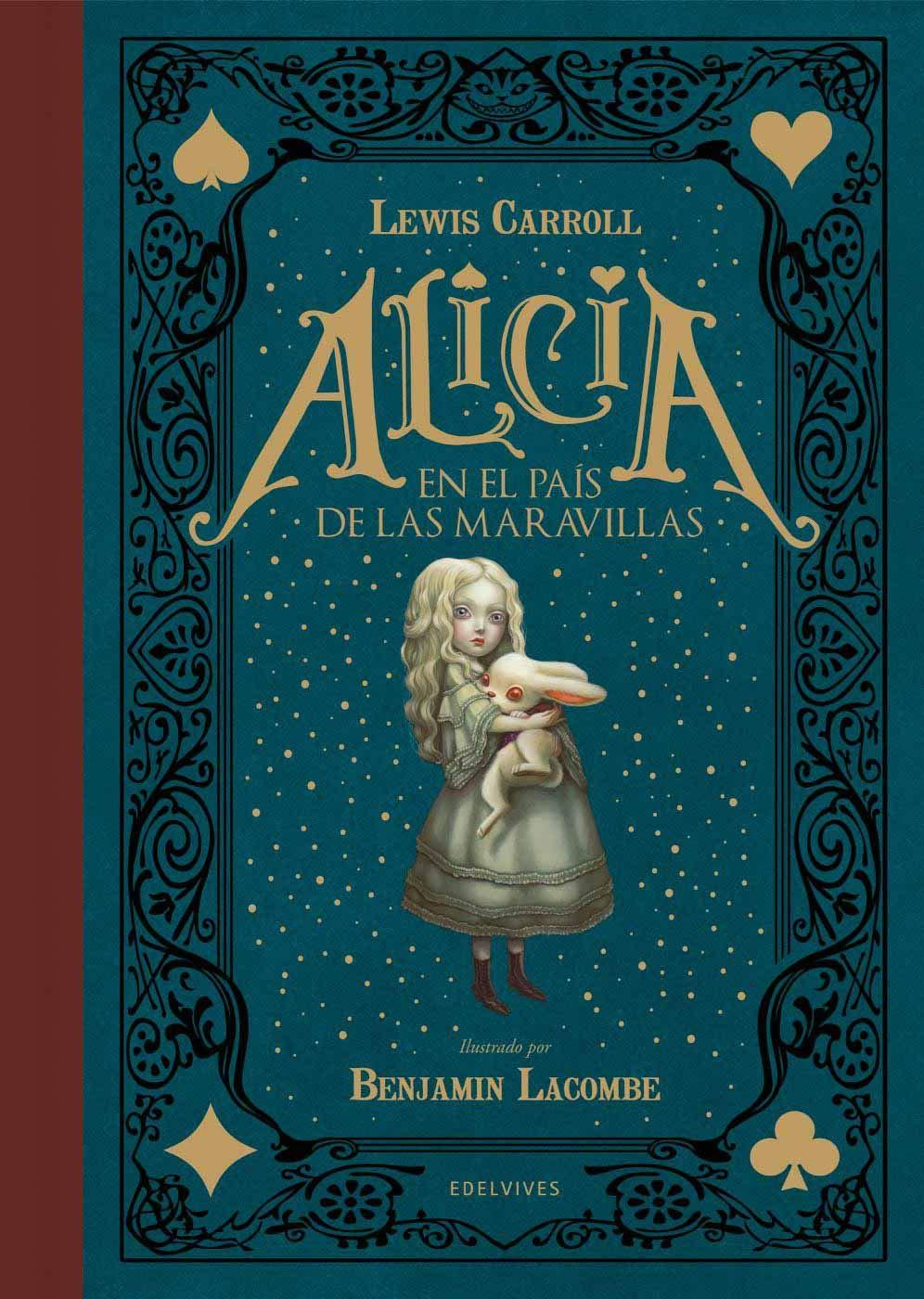 Alicia En El País De Las Maravillas álbumes Ilustrados Amazon Es Carroll Lewis Lacombe Benjamin Buckley Ramón Libros