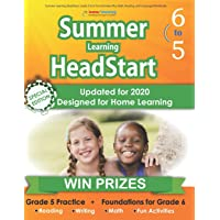 Summer Learning HeadStart, Grade 5 to 6: Fun Activities Plus Math, Reading, and...