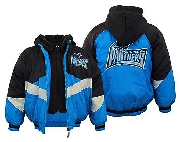 detailed look e3eab e8015 Amazon.com: Mighty Mac Carolina Panthers NFL Little Boys ...