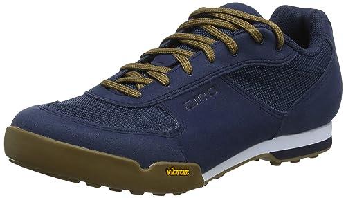 Giro Rumble VR MTB, Zapatos de Bicicleta de montaña para Hombre, (Dress Blue/Gum 000), 44.5 EU: Amazon.es: Zapatos y complementos