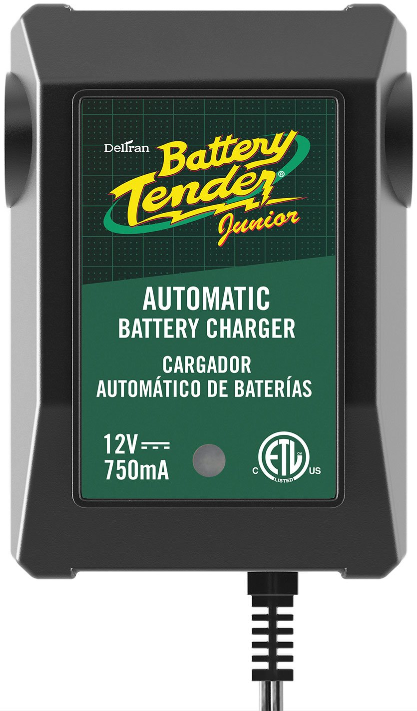 Battery Tender 021-0123 Battery Tender Junior 12V, 0.75A Battery Charger