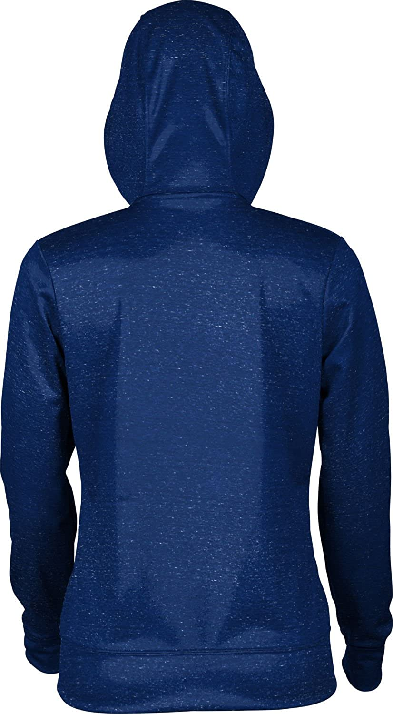 ProSphere Upper Iowa University Girls Zipper Hoodie School Spirit Sweatshirt Heather