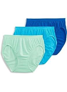 50ff6de0c023 Jockey Women's Underwear Classic French Cut - 3 Pack at Amazon ...