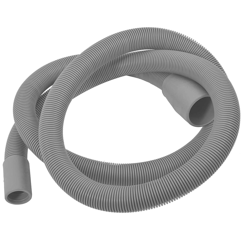 Spares2go - Tubo de drenaje para lavadora Hotpoint (1,6 m): Amazon ...