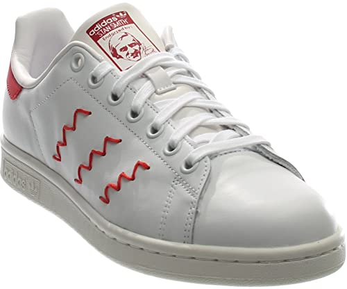 new products af0fd 89d4b Adidas da Donna Stan Smith W Sneakers, (Ftwwht Ftwwht Colred),