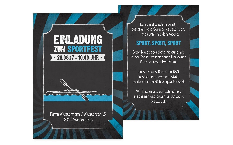 Einladung Sommerfest Retro Sport, Sport, Sport, 60 Karten, Rot B073W8HHC2 | Zuverlässige Leistung  | Maßstab ist der Grundstein, Qualität ist Säulenbalken, Preis ist Leiter  | Deutschland  3c62ce