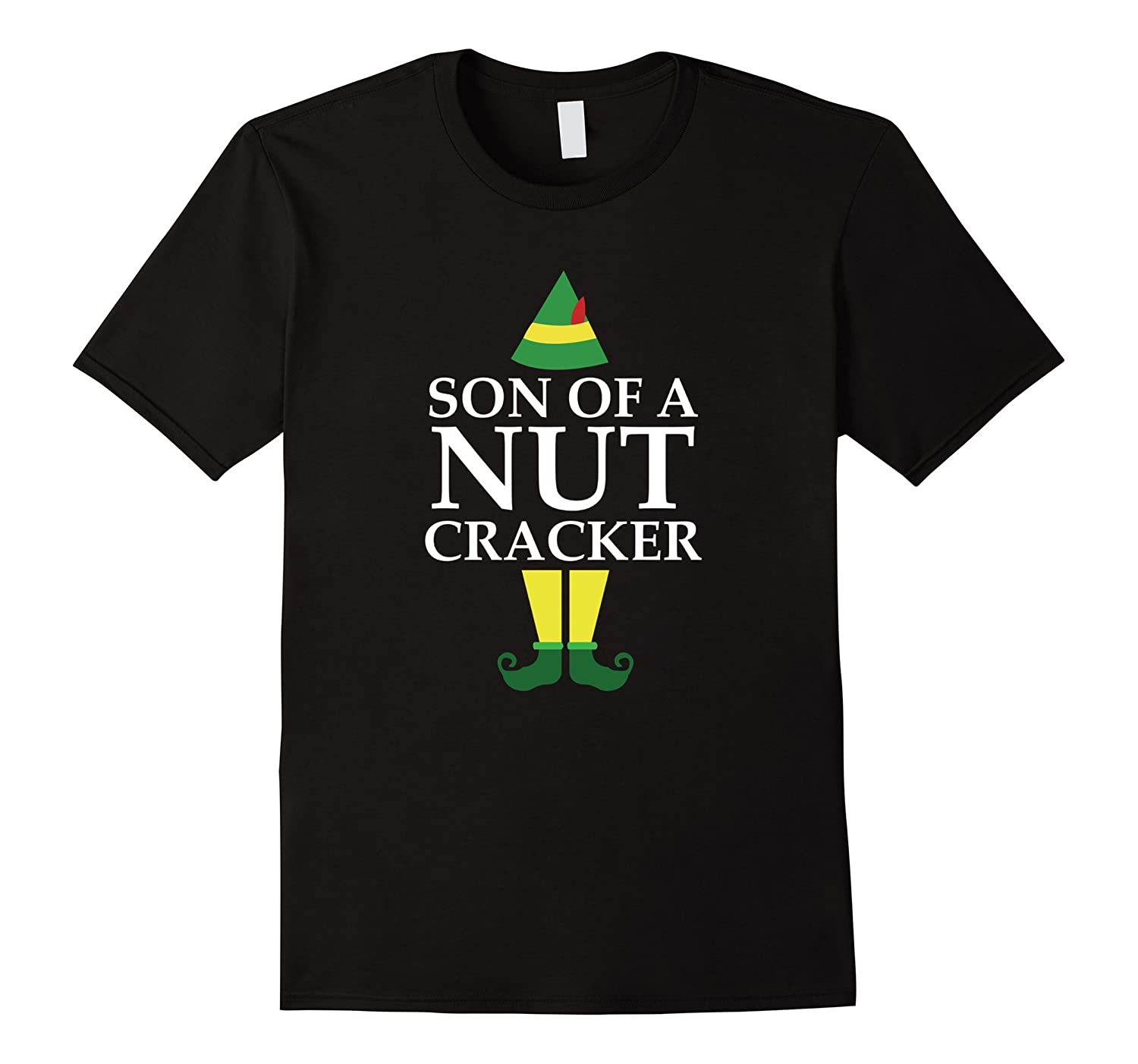 9c0ff5c1 Funny Son of A Nutcracker T-Shirt Christmas Movie Quotes-TD – Teedep
