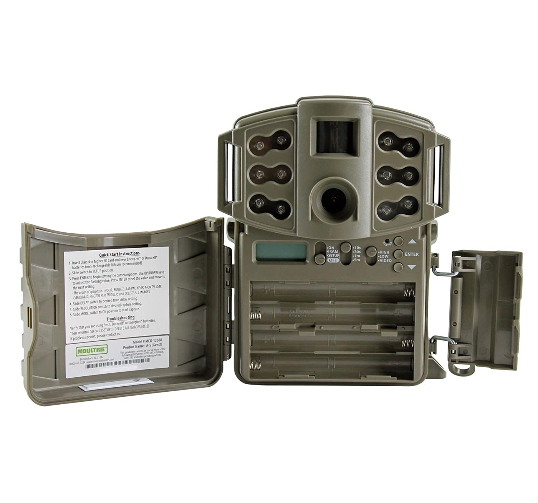 Amazon.com : Moultrie Game Spy A-5 Gen2 Low Glow IR Digital Trail ...