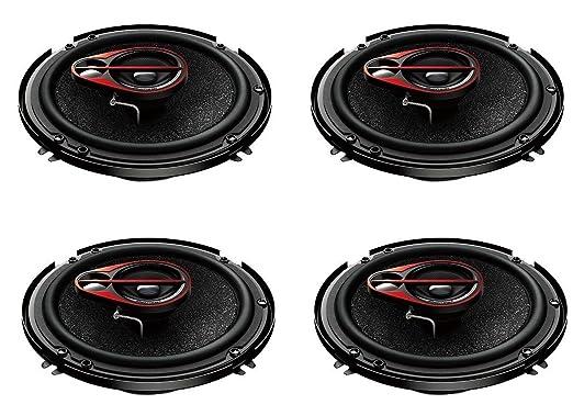pioneer 6 inch speakers. Pioneer TS-R1650D 250W 6 Inch Shallow Mount 3-Way Car Speaker (Pack Speakers E