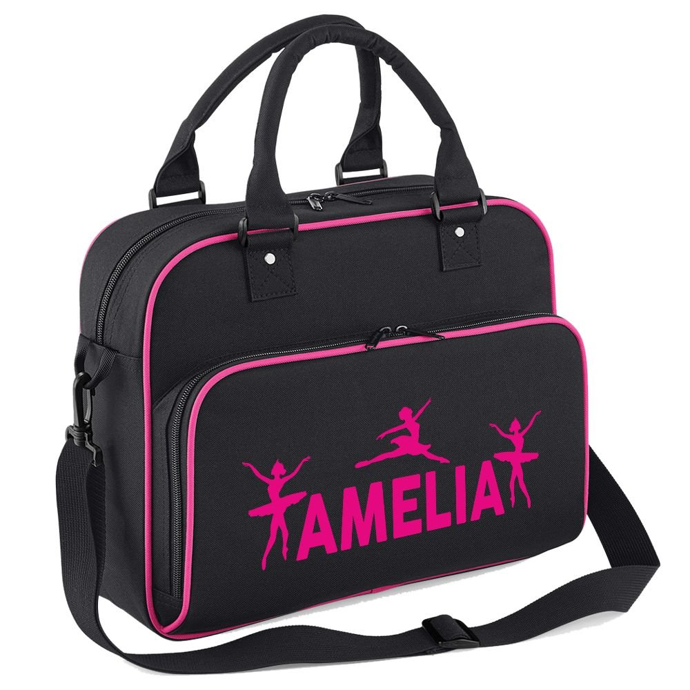 iClobber Personalised Ballet Group Dancing Bag with Your Name