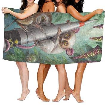 Strandt/ücher Handt/ücher Super Absorbent Beach Towel Volleyball Palm Polyester Velvet Beach Towels 31 X 51 Inch
