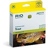 Rio Mainstream Trout, Lemon Green, DT4F