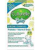 Culturelle 康萃乐 茁壮成长 益生菌+维生素D滴剂 0.3液体盎司(9ml)