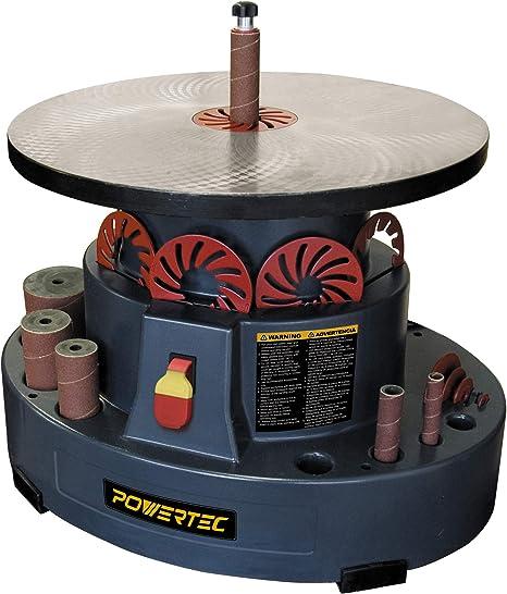 "POWERTEC OS1000 18"" Oscillating Spindle Sander"