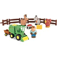 TOMY 43069 - John Deere First Little Farm - Erntezeit, Spielset