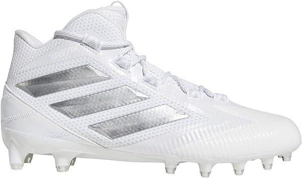 : adidas Freak Carbon Mid WhiteSilver Football