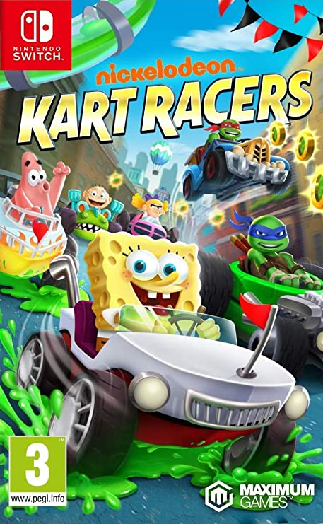 Nickelodeon Kart Racers: Amazon.es: Videojuegos