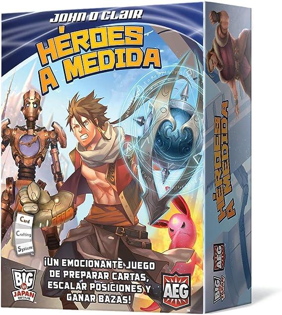 Asmodee- Heroes A Medida - Español, Color: Amazon.es: Juguetes y juegos