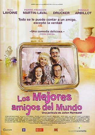 Los Mejores Amigos Del Mundo Les Meilleurs Amis Du Monde 2010 Import Movie European Format Zone 2 Movies Tv