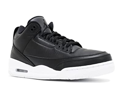 Nike Air Jordan Retro 3 Cyber Monday Mens Black White 136064-020 (12)