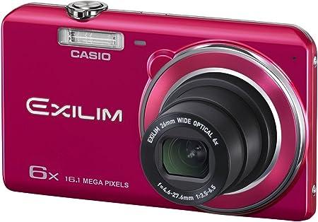 Casio Digital Camera Exilim Ex Zs26rd 6 X Optical Kamera