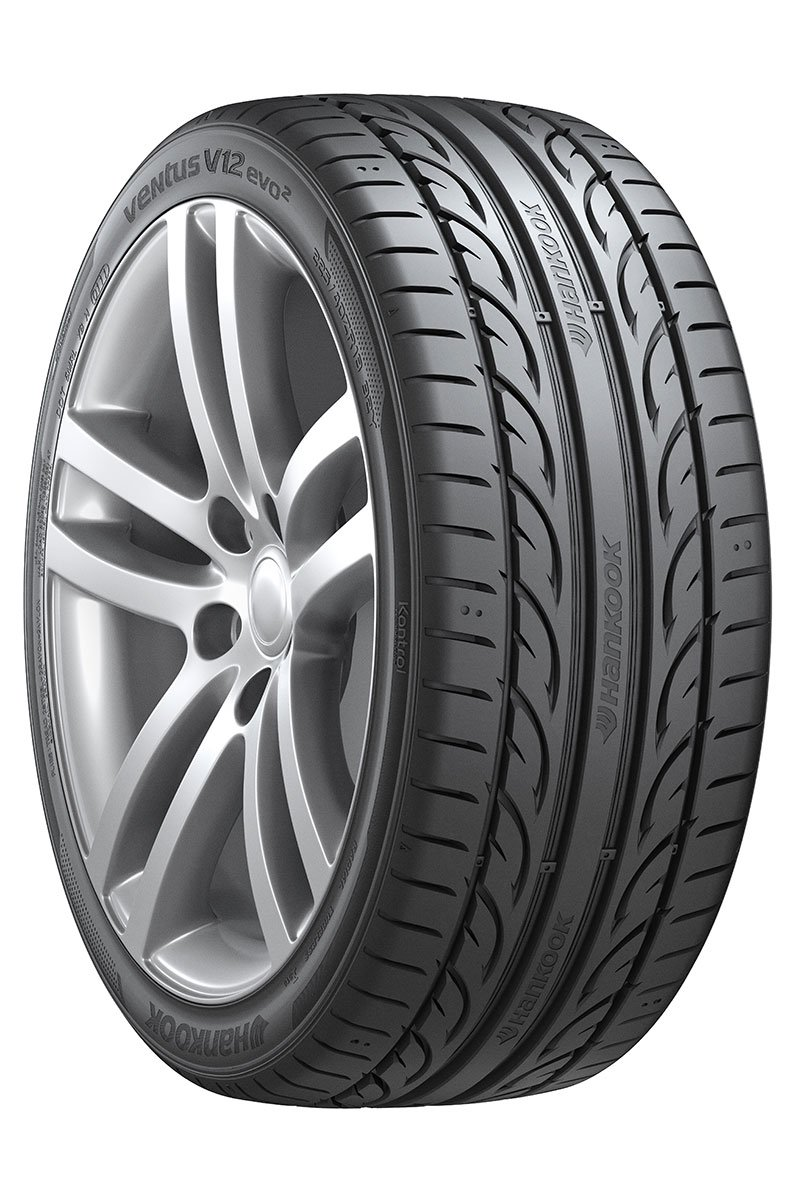 Hankook Ventus V12 evo 2 Summer Radial Tire - 245/40R19 Y