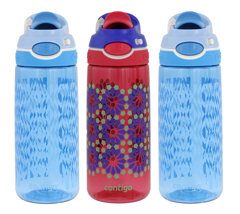 Autospout Chug botella de agua – libre de BPA y estante superior ...