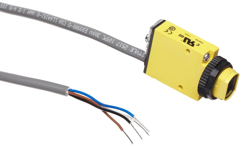 Banner SM312D Mini Beam Photoelectric Sensor, Diffuse Sensing Mode ...