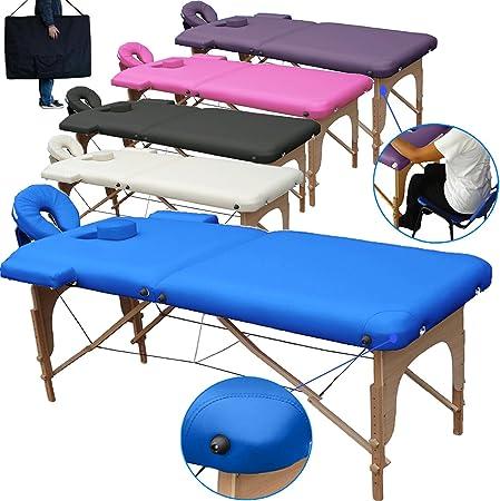 Lettino Da Massaggio In Legno.Lettino Da Massaggio Lettini Per Massaggi 2 Zone In Legno