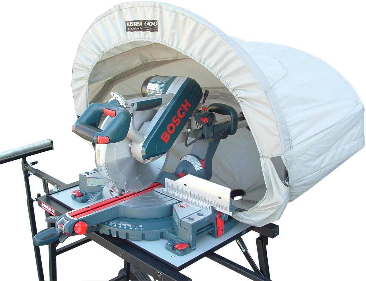 Rousseau 5000 Dust Solution for Miter Saws