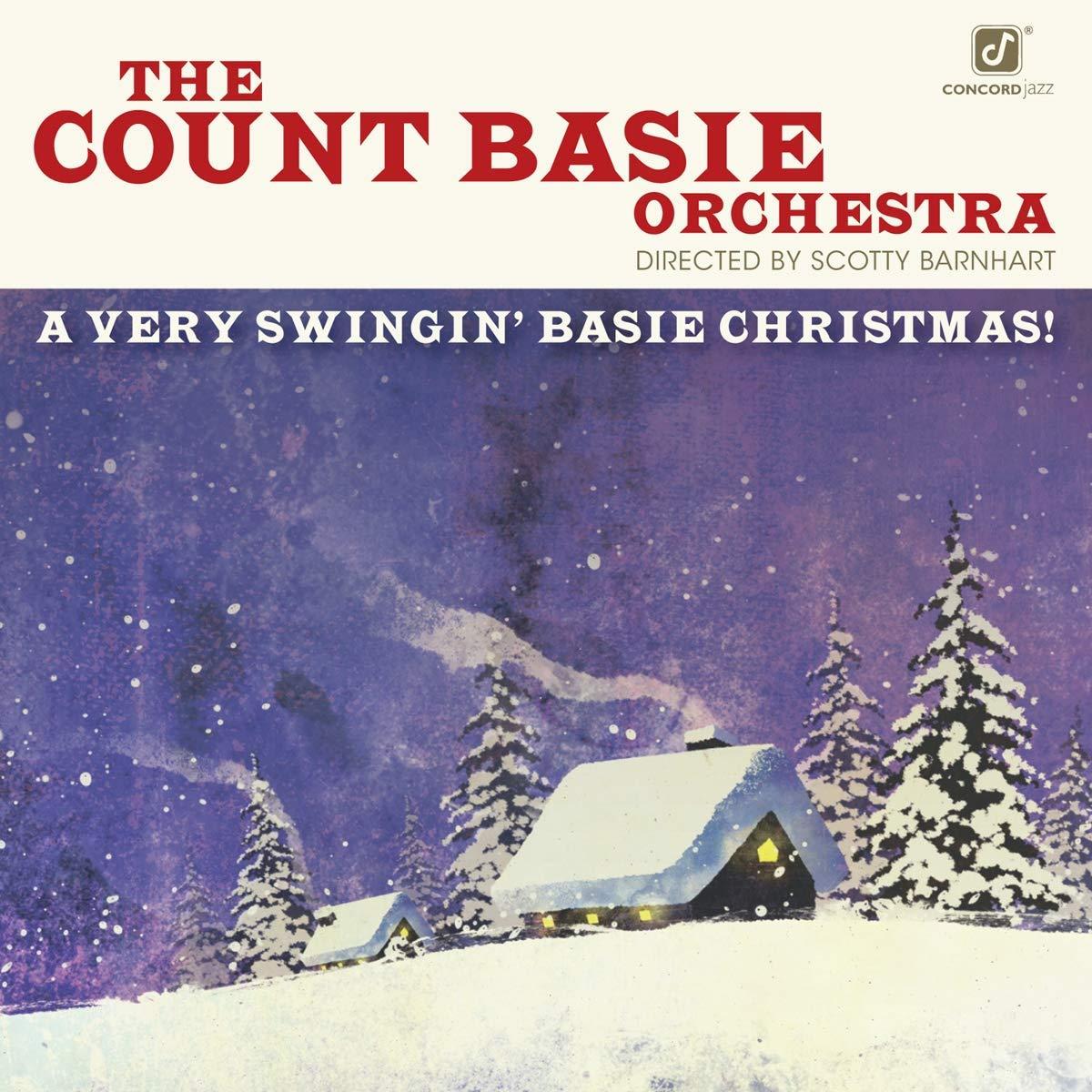 A Very Swingin' Basie Christmas! [LP]