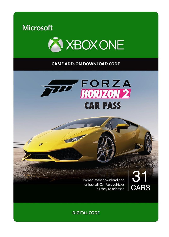 Forza Horizon 2: Car Pass [Xbox One - Download Code]: Amazon