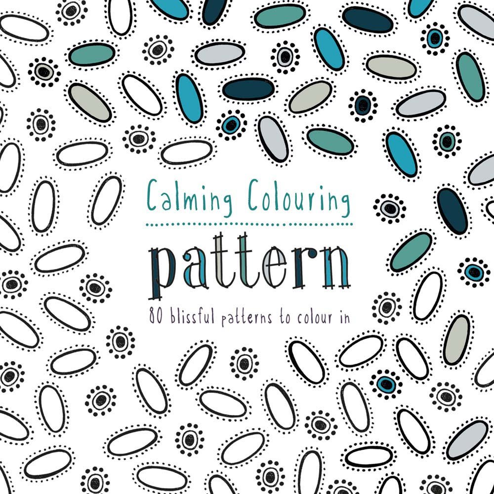 calming colouring pattern 80 blissful patterns to colour in colouring books graham leslie mccallum 9781849942690 amazoncom books - Colouring In Patterns