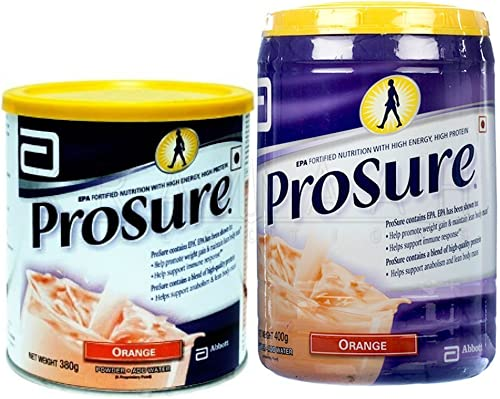 Abbott Prosure 400 gm Orange