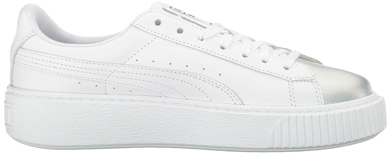 Puma Zapatos De Plataforma De La Mujer Blanca 745Je