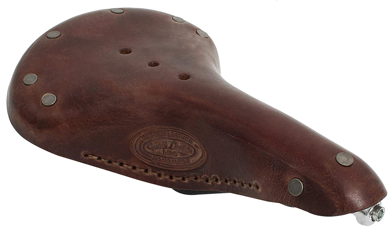 Gusti Binard H Leather Saddle Brown