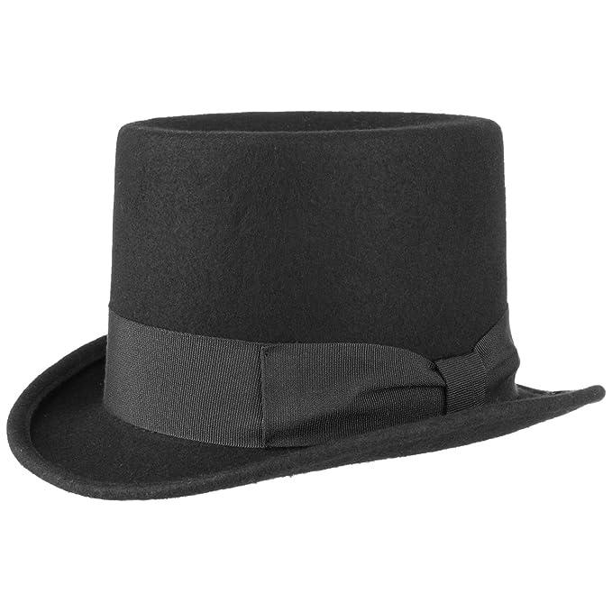 a177f85001552 Lipodo Sombrero de Copa Alta para Niños Niño