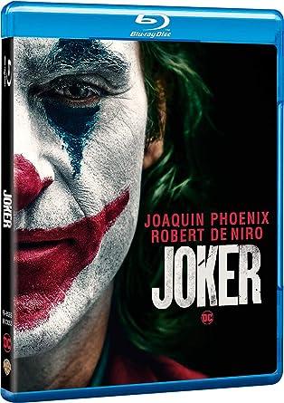 Joker Blu-Ray [Blu-ray]: Amazon.es: Joaquin Phoenix, Robert De ...