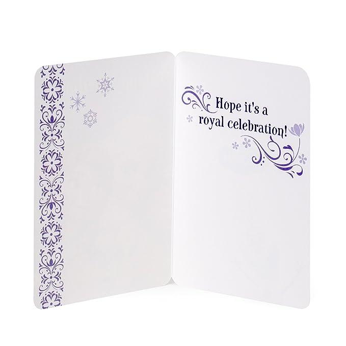 Amazon.com: Hallmark - Bolsa de regalo de cumpleaños con ...
