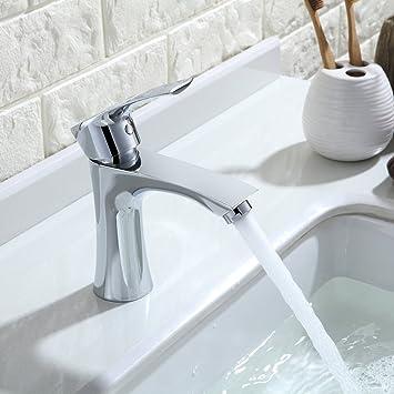 Homelody Waschtischarmatur Badarmatur Bad Mischbatterie Waschbecken