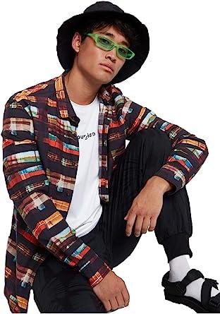 Desigual - Camisa Kevin Hombre Color: 2000 Talla: Size M: Amazon.es: Ropa y accesorios