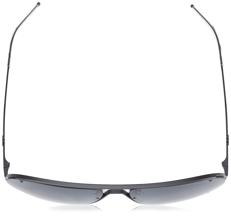 9bd72ab4e Emporio Armani Ea 2073 - Óculos De Sol 3001/87 Preto Fosco/: Amazon.com.br:  Amazon Moda