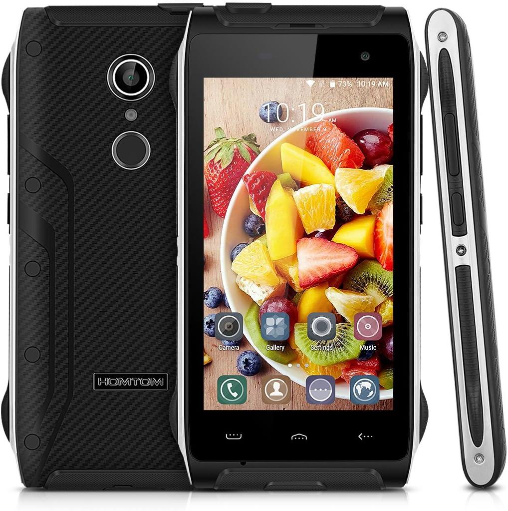 Homtom HT20 - 4G Smartphone Libre Android 6.0 (Pantalla HD 4.7 ...