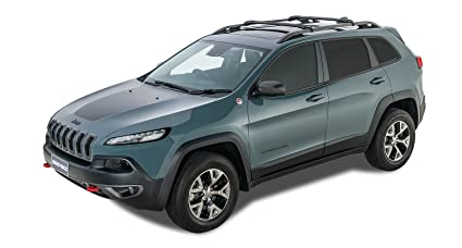 Amazon Com 2014 2016 Jeep Cherokee Kl 5dr Suv With Roof Rails