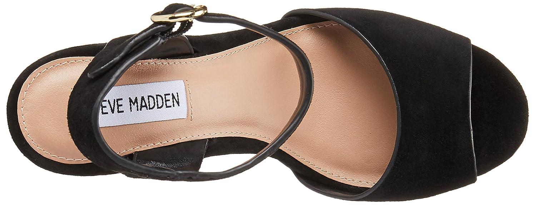 e56bddc498e8 Amazon.com  Steve Madden Women s Madeline Heeled Sandal  Shoes
